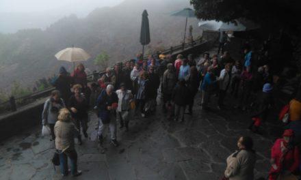 Formación Básica Inicial: El alumnado fue de visita cultural a Artenara