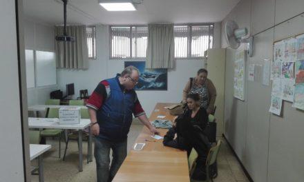 El miércoles 7 de noviembre se celebraron las elecciones del alumnado al Consejo Escolar