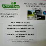 El CEPA Las Palmas deja de de emitir 80 minutos de gases tóxicos