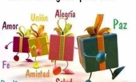 La comunidad educativa del CEPA Las Palmas les desea un feliz año 2019