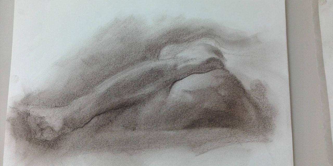 Exposición de pintura: Escorzo Humano I de Álvaro Hernández Jiménez (8 enero – 15 febrero)