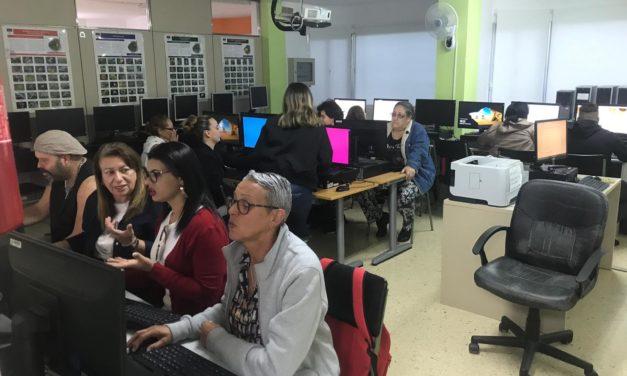 El alumnado de FBPI participa en la evaluación on line del centro