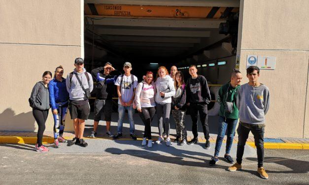 Visita de FBPI a la desalinizadora de Piedra Santa y el EDAR de Barranco Seco