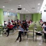 Treinta y seis aspirantes en la segunda prueba de Competencias Clave