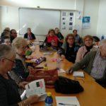 Talleres sobre el uso del WhatsApp en las aulas de Formación Básica Inicial