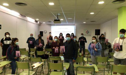 Actividad por el 25 de noviembre: Charla sobre relaciones sanas del Área de Igualdad, Diversidad y Transparencia del Cabildo de Gran Canaria