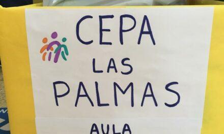 Nuestra UAPA del Lomo Apolinario participa en la recogida de alimentos.