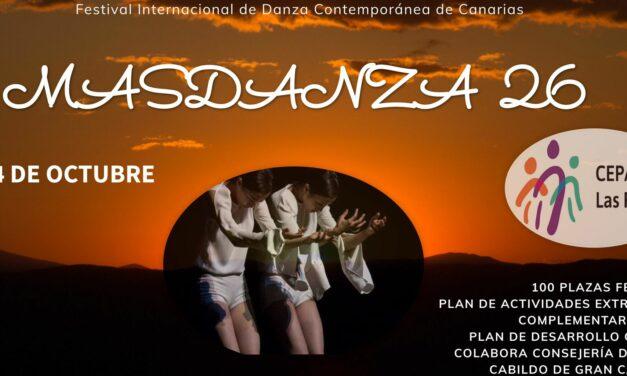 ¡MasDanza con el CEPA Las Palmas!